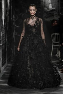 DIOR 2019-20AW Couture パリコレクション 画像34/65