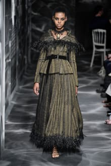 DIOR 2019-20AW Couture パリコレクション 画像38/65