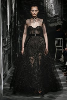 DIOR 2019-20AW Couture パリコレクション 画像39/65