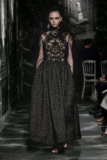 DIOR 2019-20AW Couture パリコレクション 画像40/65