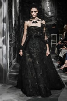DIOR 2019-20AW Couture パリコレクション 画像42/65