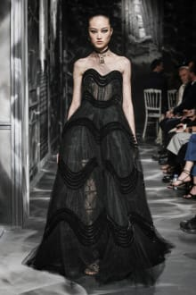 DIOR 2019-20AW Couture パリコレクション 画像44/65