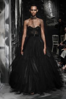 DIOR 2019-20AW Couture パリコレクション 画像47/65