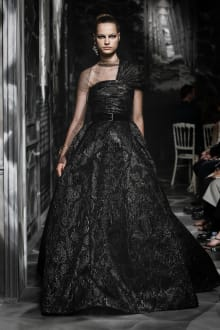 DIOR 2019-20AW Couture パリコレクション 画像48/65