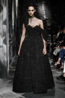 DIOR 2019-20AW Couture パリコレクション 画像53/65