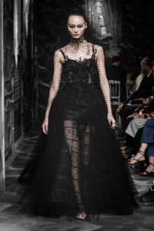 DIOR 2019-20AW Couture パリコレクション 画像54/65