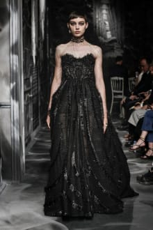 DIOR 2019-20AW Couture パリコレクション 画像55/65