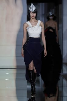 Maison Margiela 2019-20AW Couture パリコレクション 画像13/37