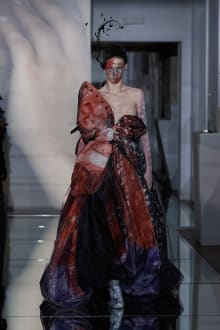 Maison Margiela 2019-20AW Couture パリコレクション 画像23/37