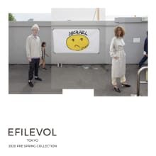 EFILEVOL 2020SS Pre-Collectionコレクション 画像1/11