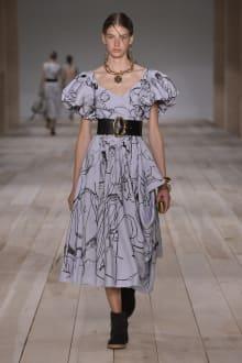 Alexander McQueen -Women's- 2020SS パリコレクション 画像12/42