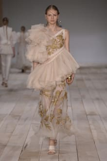 Alexander McQueen -Women's- 2020SS パリコレクション 画像36/42