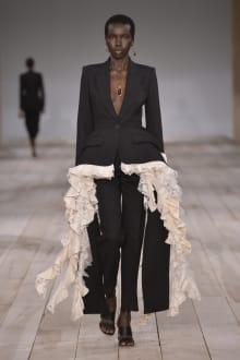 Alexander McQueen -Women's- 2020SS パリコレクション 画像40/42