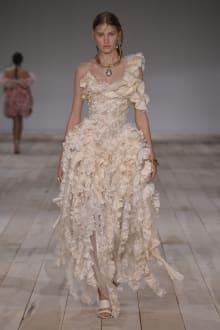 Alexander McQueen -Women's- 2020SS パリコレクション 画像41/42