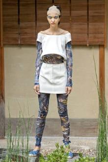JUNKO SHIMADA 2020SS パリコレクション 画像1/39