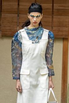 JUNKO SHIMADA 2020SS パリコレクション 画像27/39