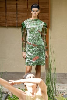 JUNKO SHIMADA 2020SS パリコレクション 画像28/39