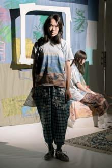 Yusho Kobayashi 2020SS 東京コレクション 画像4/91