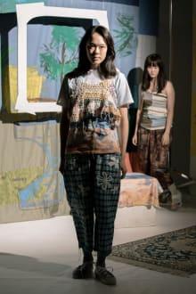 Yusho Kobayashi 2020SS 東京コレクション 画像6/91