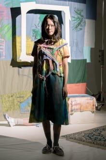Yusho Kobayashi 2020SS 東京コレクション 画像13/91
