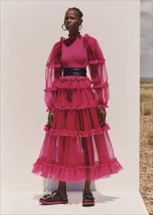 Alexander McQueen 2020SS Pre-Collectionコレクション 画像1/35