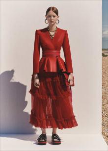 Alexander McQueen 2020SS Pre-Collectionコレクション 画像2/35