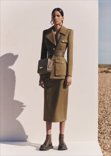 Alexander McQueen 2020SS Pre-Collectionコレクション 画像19/35
