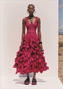 Alexander McQueen 2020SS Pre-Collectionコレクション 画像21/35