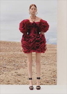 Alexander McQueen 2020SS Pre-Collectionコレクション 画像26/35