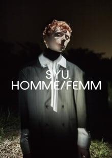 SYU.HOMME/FEMM 2020SSコレクション 画像1/18