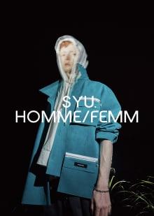 SYU.HOMME/FEMM 2020SSコレクション 画像2/18