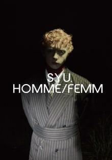 SYU.HOMME/FEMM 2020SSコレクション 画像4/18