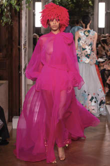 VALENTINO 2019-20AW Couture パリコレクション 画像38/82