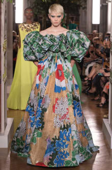 VALENTINO 2019-20AW Couture パリコレクション 画像49/82