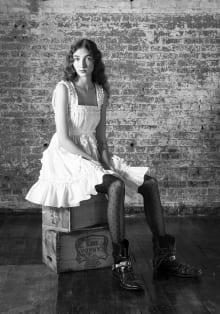 Ivy Kirk 2020 Pre-Fall ニューヨークコレクション 画像5/17