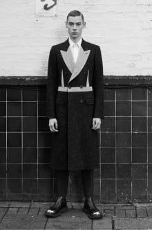 Alexander McQueen -Men's- 2020-21AW ミラノコレクション 画像1/46