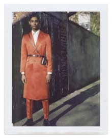 Alexander McQueen -Men's- 2020-21AW ミラノコレクション 画像25/46