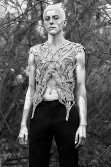 Alexander McQueen -Men's- 2020-21AW ミラノコレクション 画像44/46