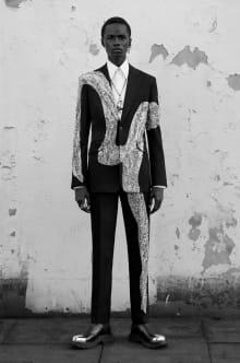 Alexander McQueen -Men's- 2020-21AW ミラノコレクション 画像45/46