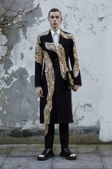 Alexander McQueen -Men's- 2020-21AW ミラノコレクション 画像46/46