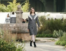 CHANEL 2020SS Couture パリコレクション 画像4/66