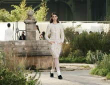 CHANEL 2020SS Couture パリコレクション 画像33/66