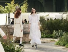 CHANEL 2020SS Couture パリコレクション 画像35/66