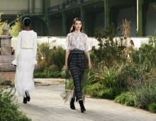 CHANEL 2020SS Couture パリコレクション 画像50/66