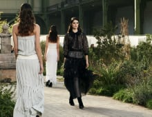 CHANEL 2020SS Couture パリコレクション 画像51/66