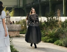 CHANEL 2020SS Couture パリコレクション 画像52/66