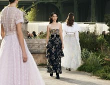 CHANEL 2020SS Couture パリコレクション 画像54/66