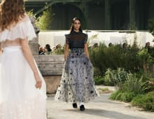 CHANEL 2020SS Couture パリコレクション 画像55/66