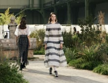 CHANEL 2020SS Couture パリコレクション 画像58/66