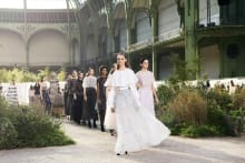 CHANEL 2020SS Couture パリコレクション 画像65/66